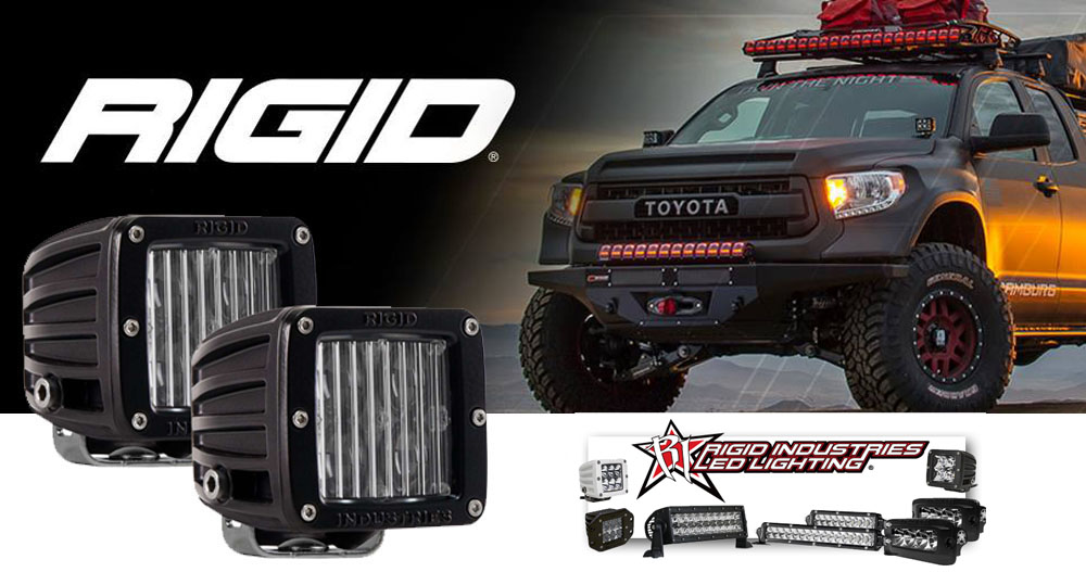 Superior Rigid Industries LED Lighting Accessories Pictures